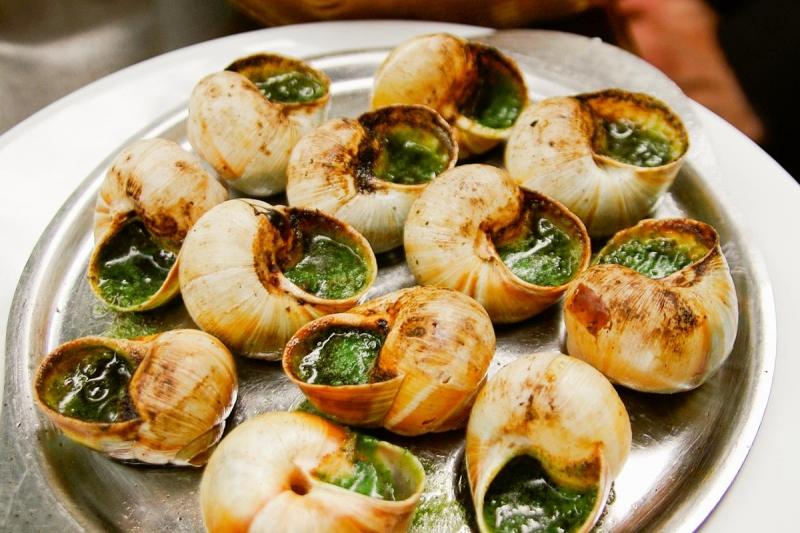 Escargot - tinh hoa của ẩm thực Pháp