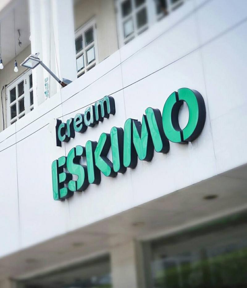 Eskimo 30 Đồng Đen hiện tại
