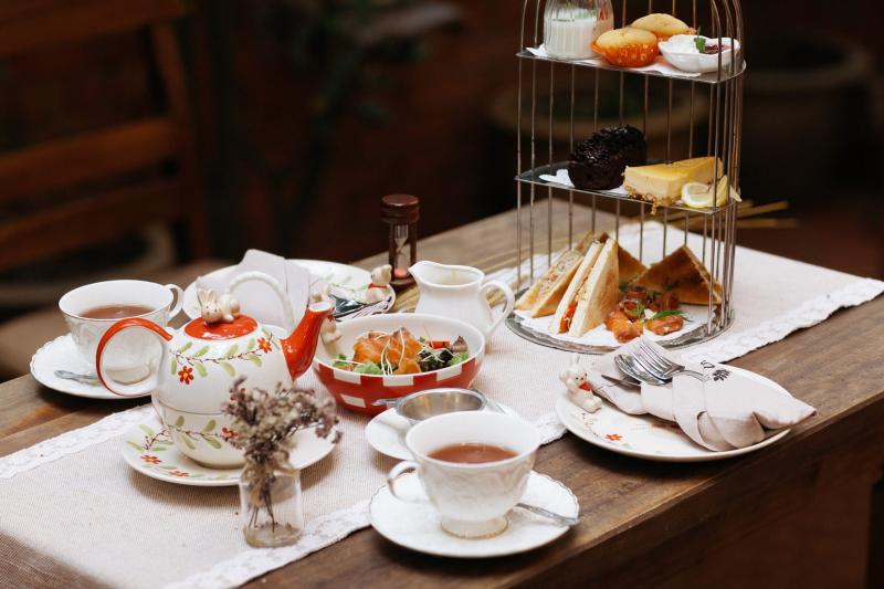 Essie Tea Room & Bistro