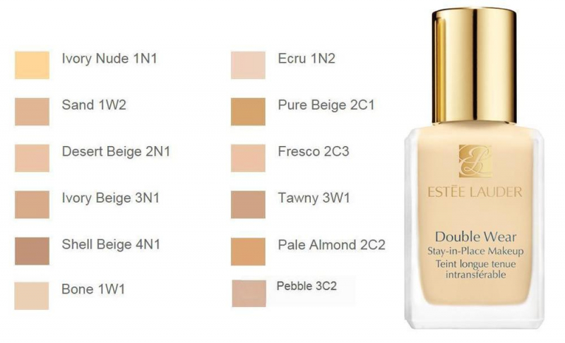 Estee Lauder Double Wear Stay In Place Make up