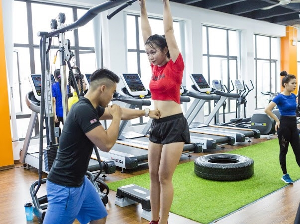 Eternity fitness & yoga centers
