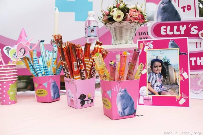 Top 9 cửa hàng bán đồ trang trí sinh nhật đẹp và rẻ nhất tại Hà Nội
