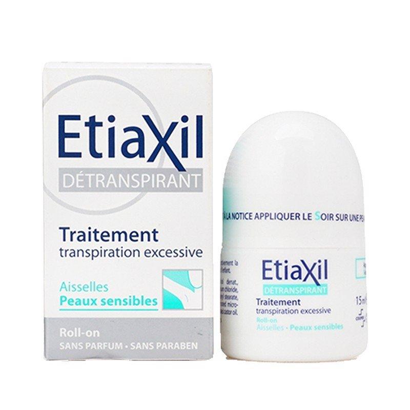 Etiaxil – Lăn khử mùi đặc trị mồ hôi, hôi nách 15ml