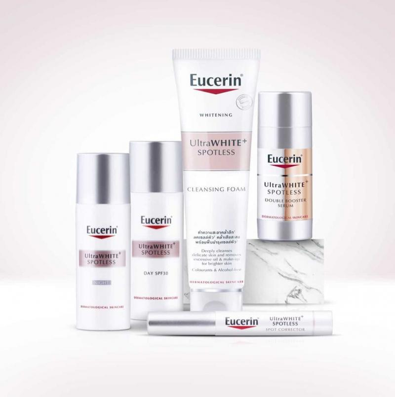 Một số sản phẩm của Eucerin