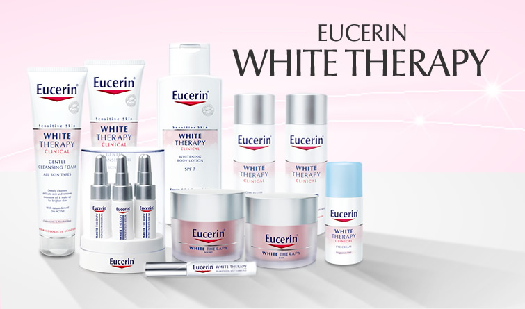 Eucerin White Therapy Night Fluid 50ml