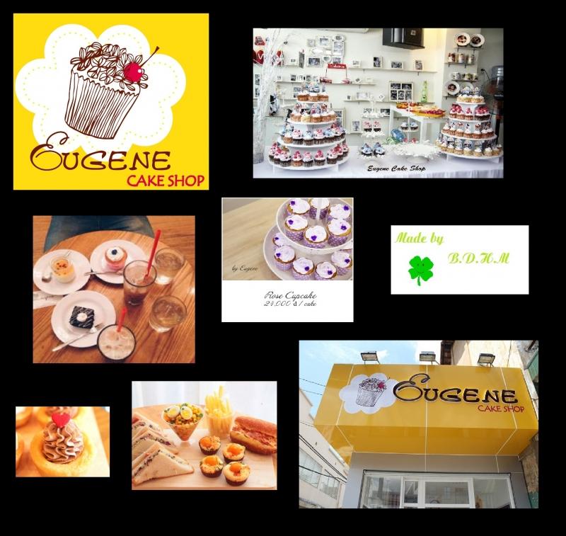 Sản phẩm của Eungen Cake Shop