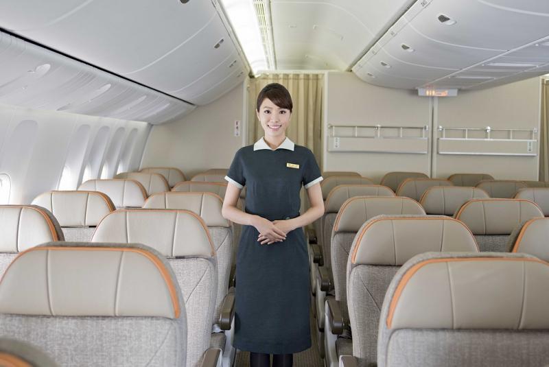 Tiếp viên EVA Air
