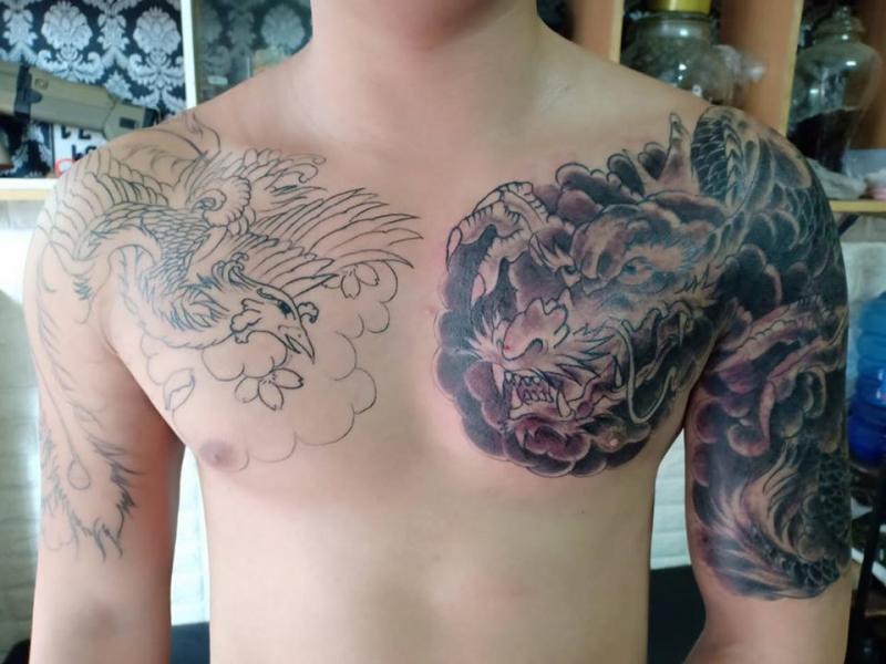Eva Tattoo Club - Artist Hưng Trần