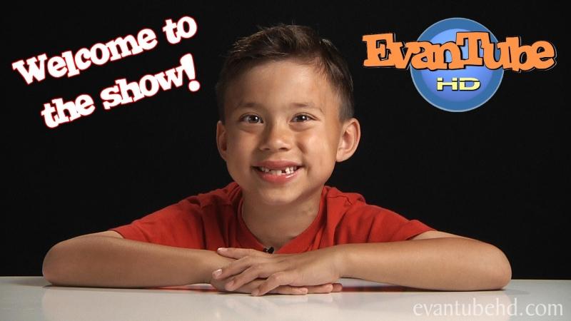 Evan of EvanTubeHD