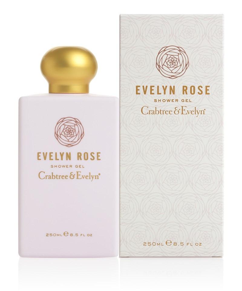 Evelyn Rose Shower Gel – Crabtree & Evelyn