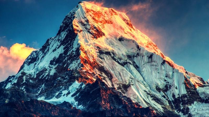 Everest - Châu Á