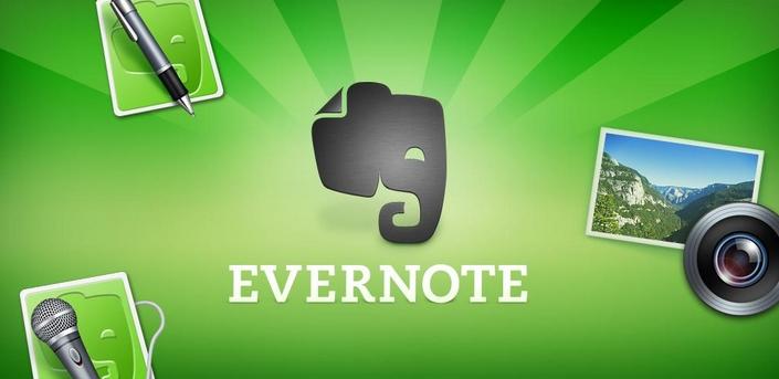 Evernote hoạt động trên nền tảng điện toán đám mây