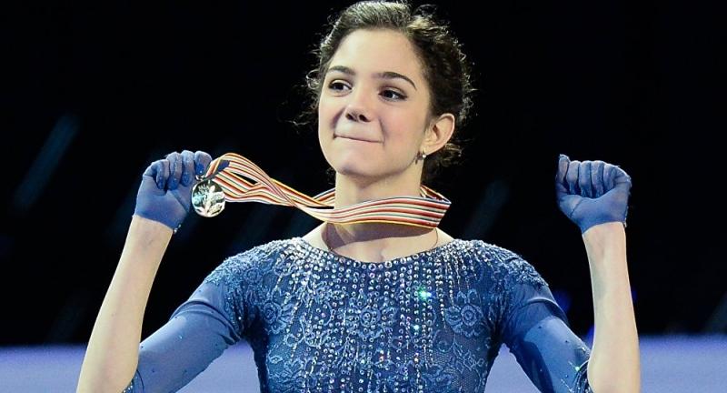 Evgenia Armanovna Medvedeva sinh năm 1999
