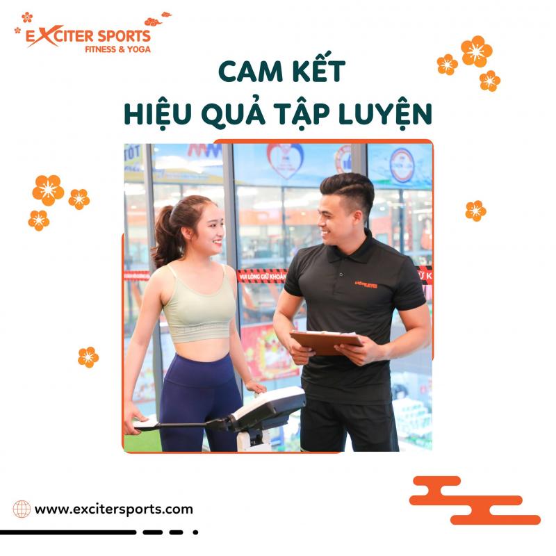 Exciter Sports Fitness & Yoga Việt Nam