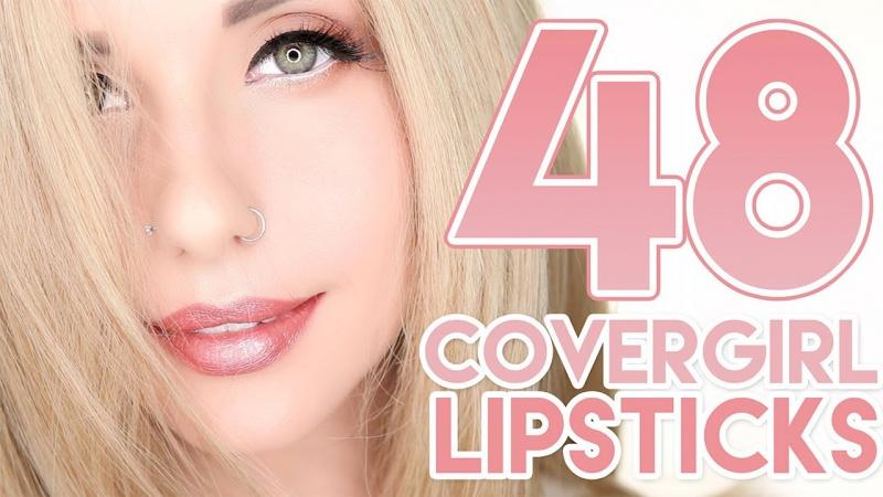 Top 8 sản phẩm tốt nhất đến từ thương hiệu Cover Girl