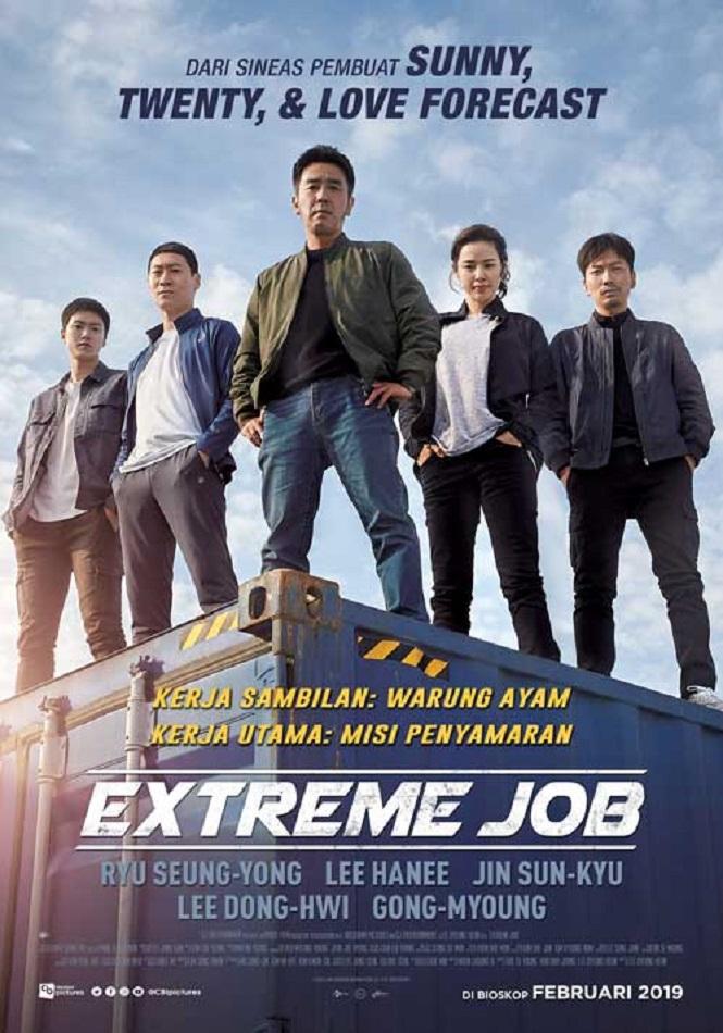 Extreme Job - Phi vụ Bá đạo