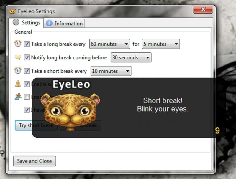 Ứng dụng EyeLeo
