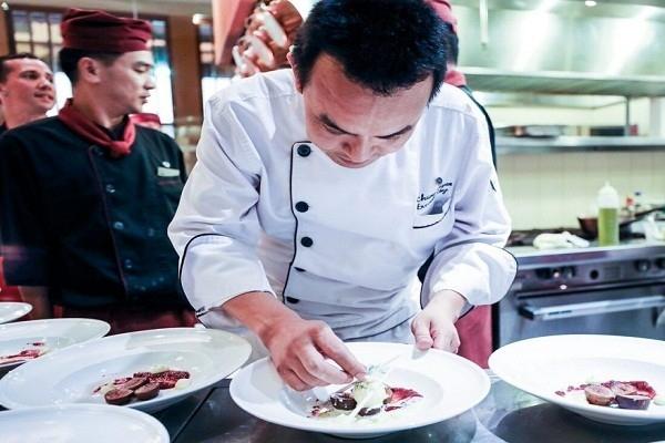 đào tạo nấu ăn