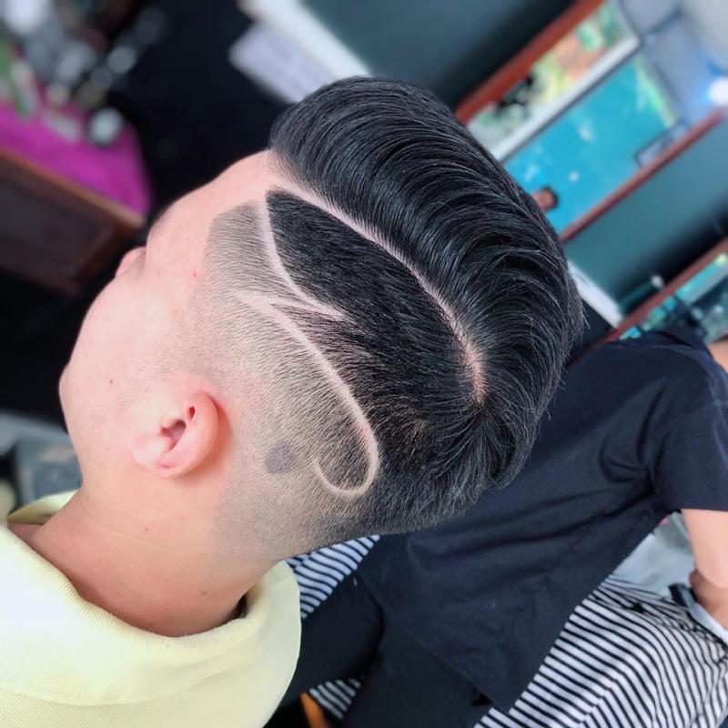 F93 BarberShop - HocMon