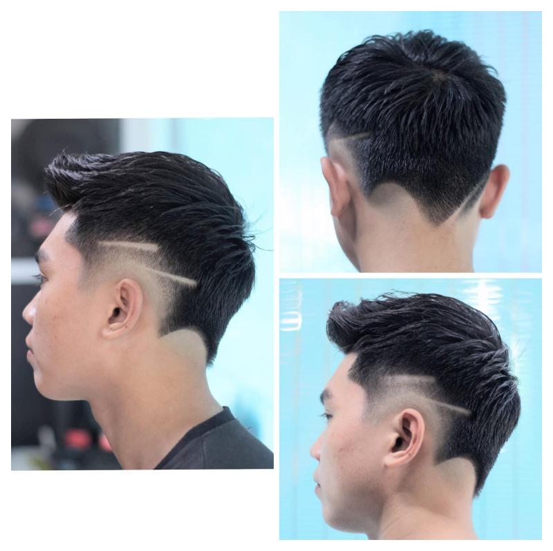 Top 8 Tiệm cắt tóc nam đẹp và chất lượng nhất Yên Bái