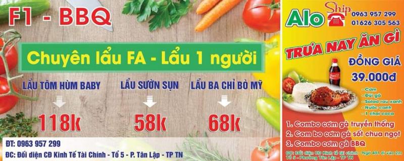 FA.BBQ Thái Nguyên.