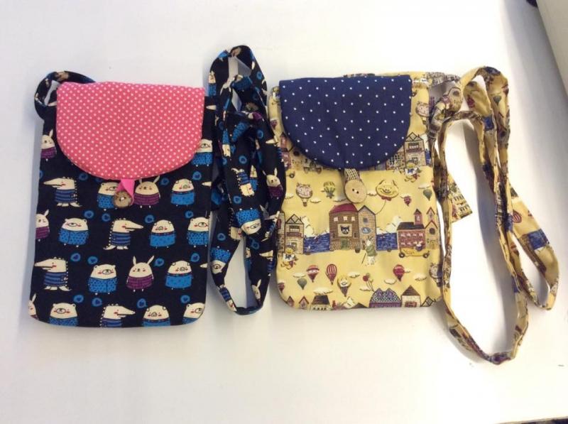 Túi đeo chéo tại Fabric House