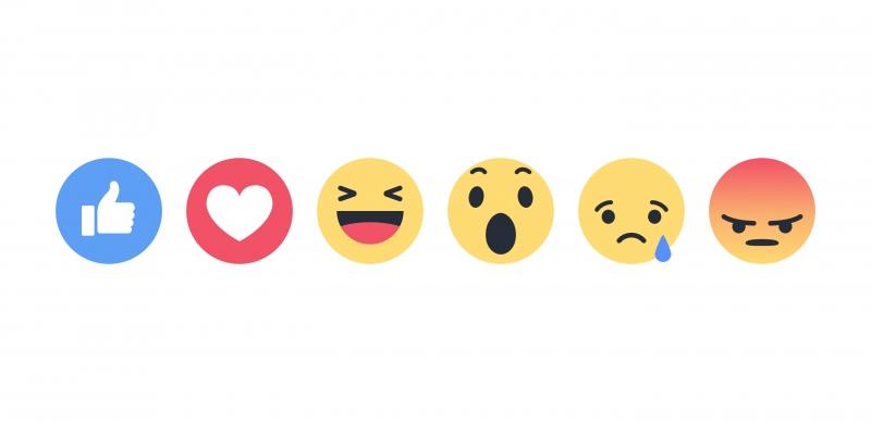 Đây là một số biểu cảm khuôn mặt để bạn biểu đạt cảm xúc của mình trên các bài đăng trên Facebook.