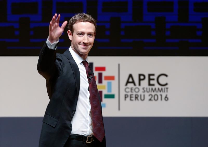 Ông chủ của Facebook - Mark Zuckerberg