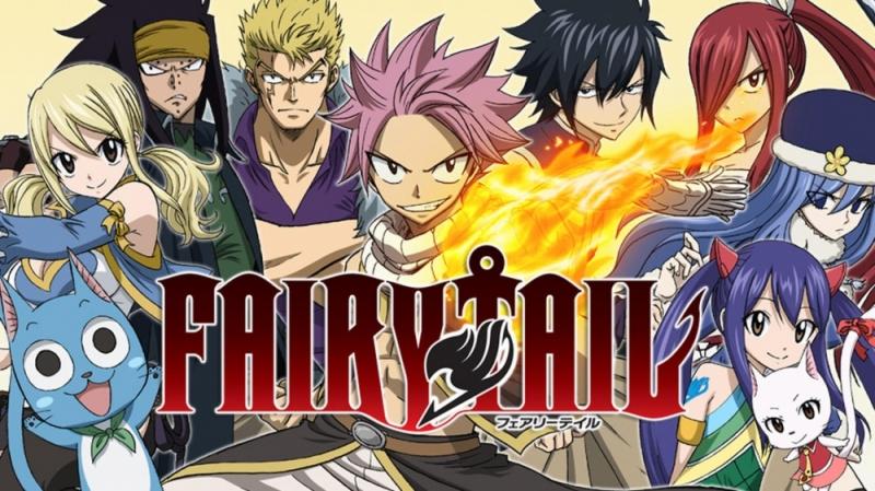 Các nhân vật trong phim Fairy Tail