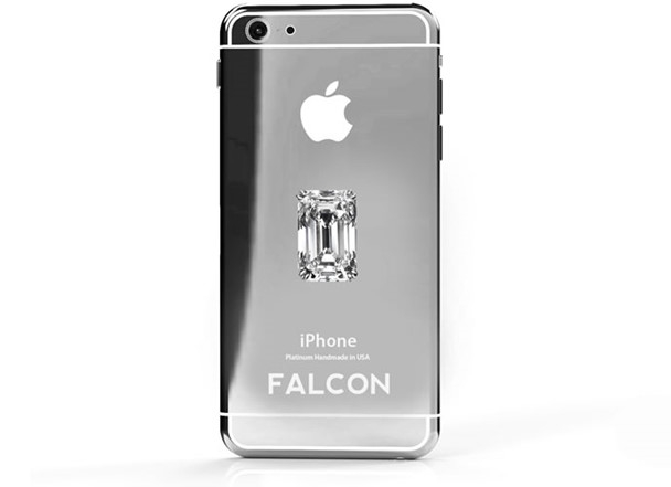 iPhone-6-Falcon-SuperNova-Edition ($ 95,5 triệu)