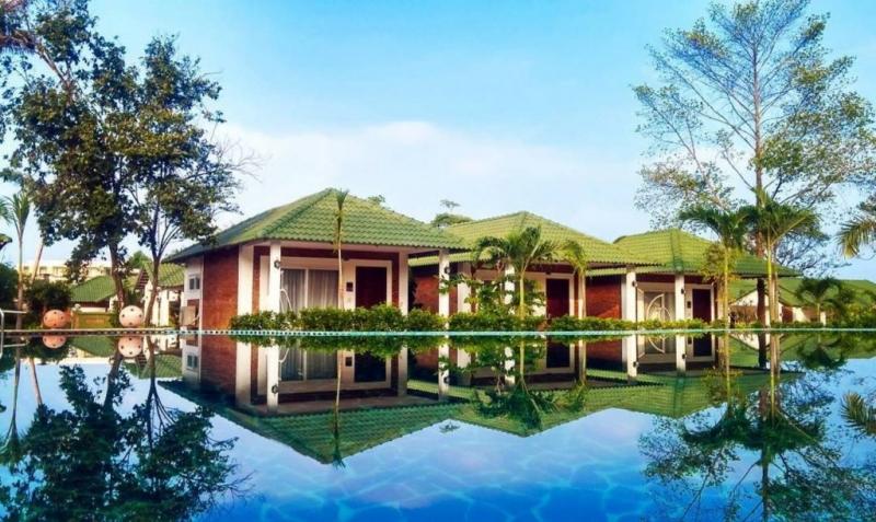 """Không gian """"xanh"""" tại Famiana hứa hẹn sẽ mang đến cho bạn một kỳ nghỉ tuyệt vời trọn vẹn bên gia đình và những người thân thương"""