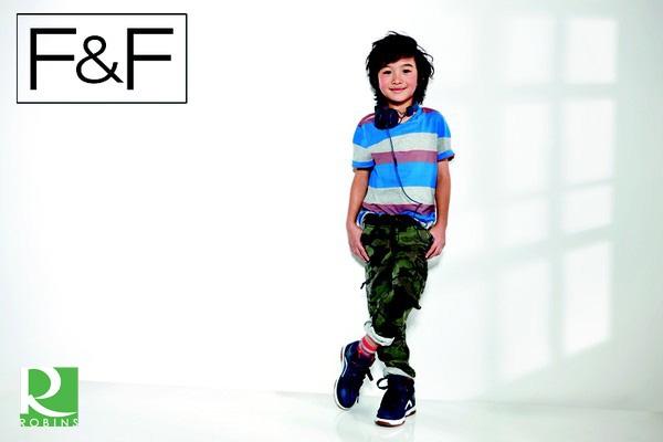 Thời trang F&F Kids