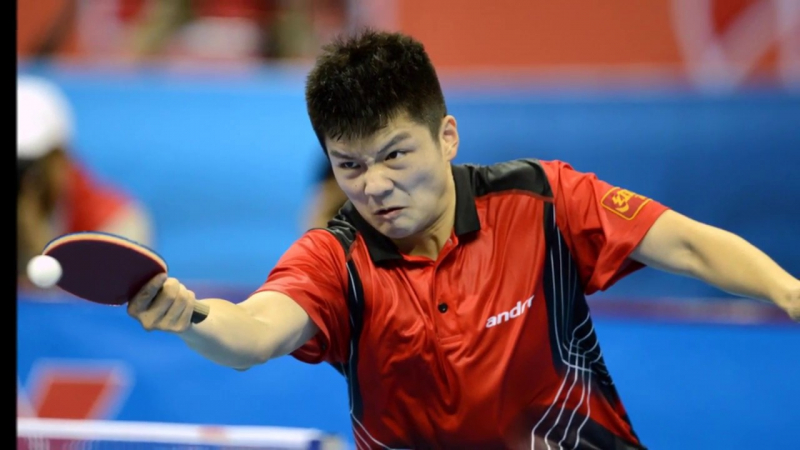 Tay vợt Fan Zhendong