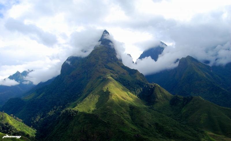 Fansipan (3,143 m)