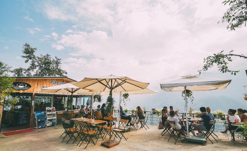 Fansipan Terrace Cafe