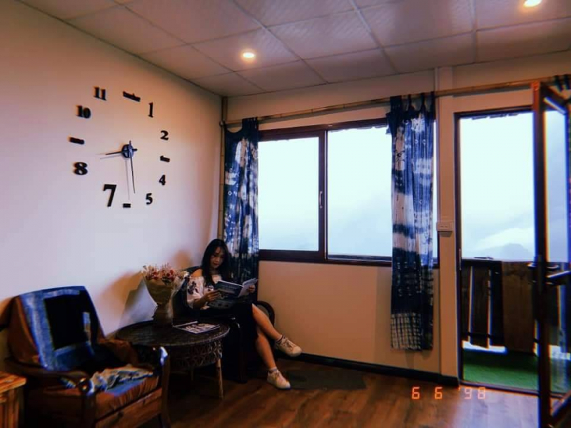 Fansipan Terrace Cafe & Home Stay