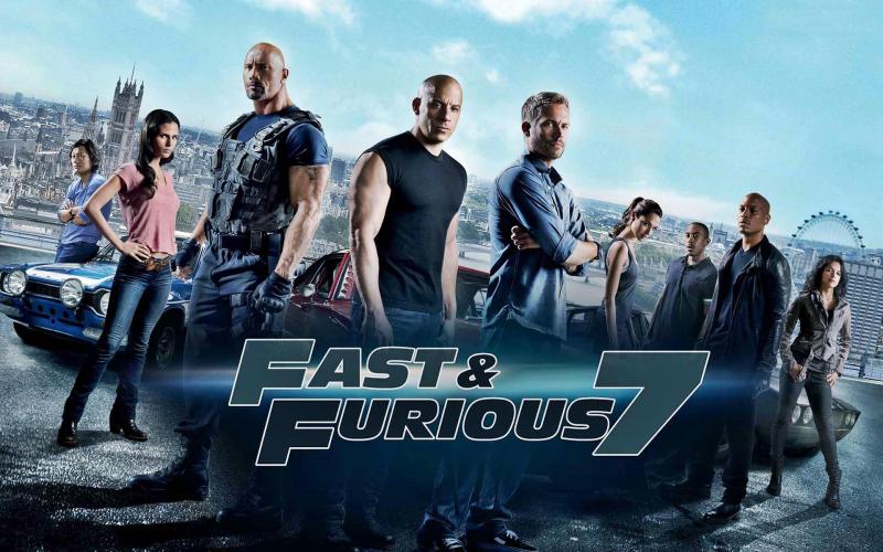 Fast & Furious 7 (Quá Nhanh Quá Nguy Hiểm) (2015): 1,516 tỷ USD