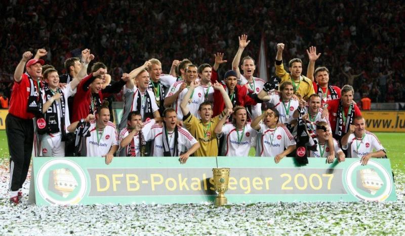 Nurnberg bất ngờ vô địch năm 2007
