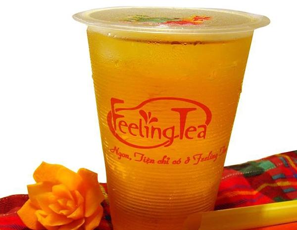 Nổi tiếng với vị trà xanh hương hoa nhài
