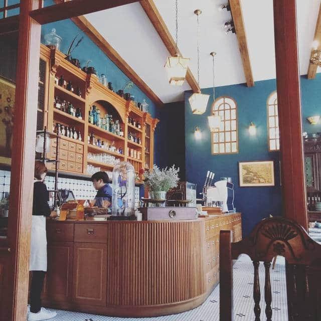 Featherstone Bistro Café & Lifestyle Shop