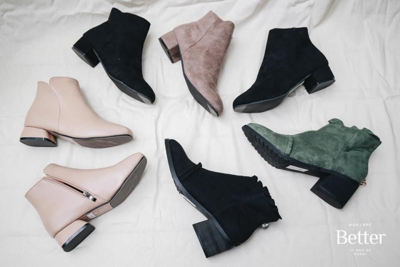 Fedora Boutique x Bettter Shoes