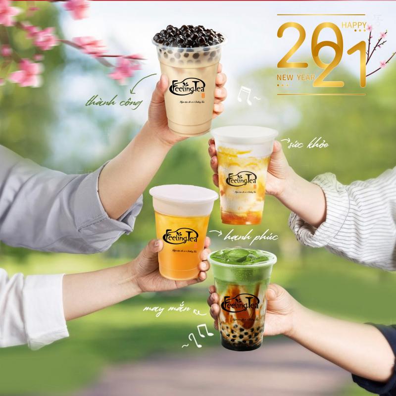 Feeling Tea Trà Sữa Trân Châu
