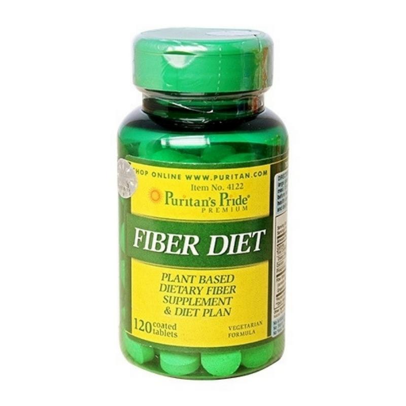 Fiber Diet - Thực phẩm chức năng tăng cường chất xơ