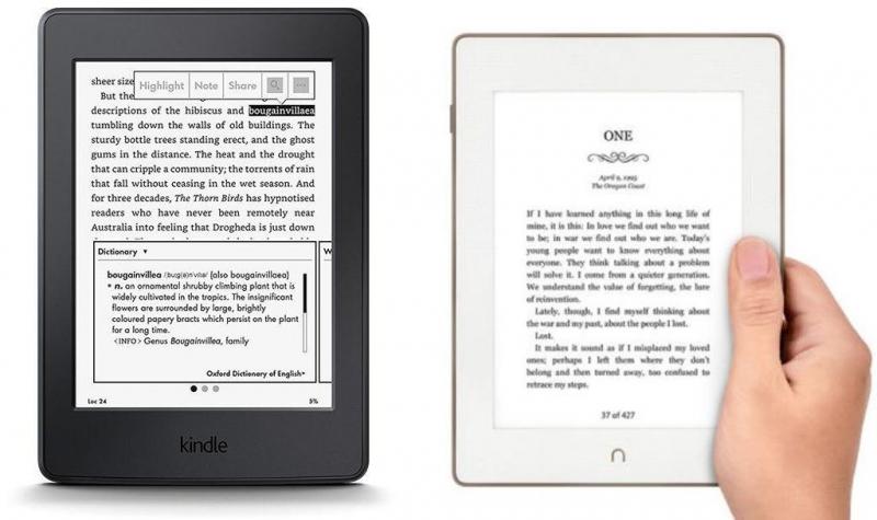 Đọc sách trên Fiction Book Reader Lite