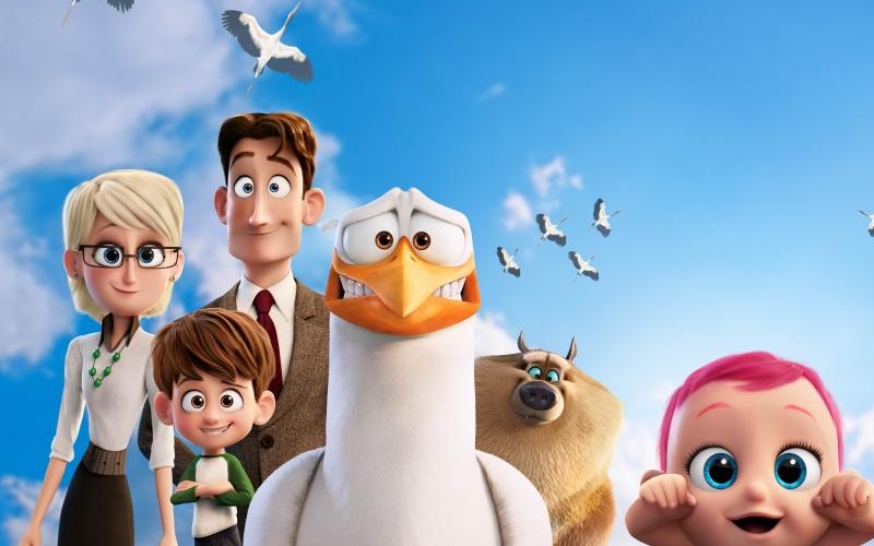 Tình cảm gia đình được thể hiện sâu sắc trong bộ phim