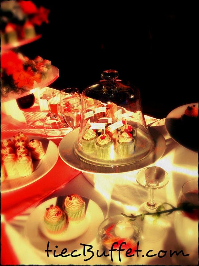 Một bữa tiệc Cupcake thật đáng yêu