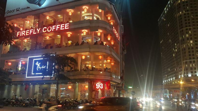 Firefly Coffee - Nguyễn Trãi