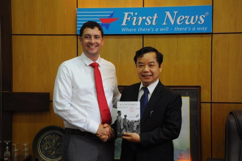 First New - nhà xuất bản tư nhân uy tín nhất Việt Nam