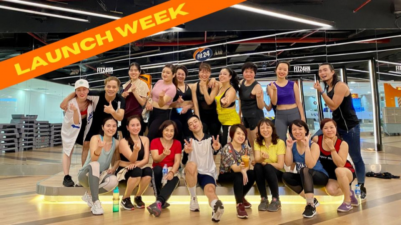 Fit24 - Fitness & Yoga Center
