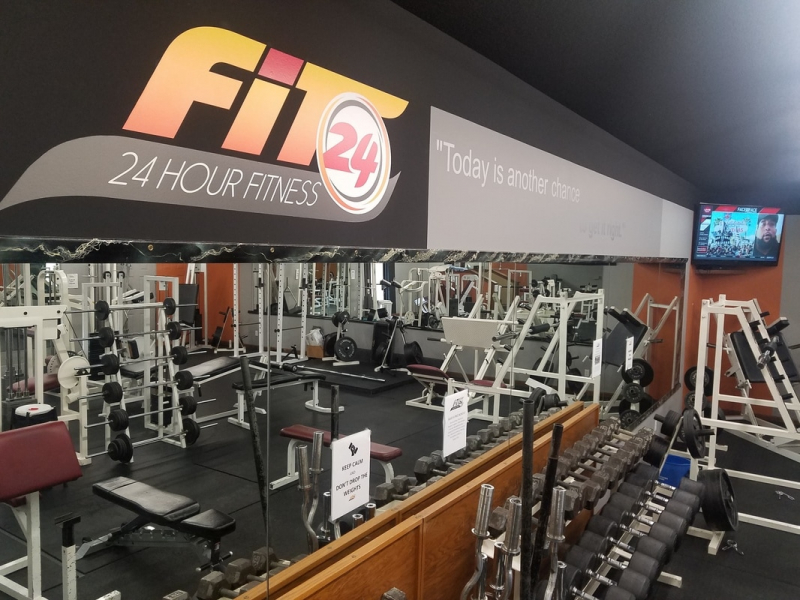 Fit24 – Fitness & Yoga Center